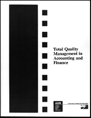 TQM Strategies in Accounting and Finance